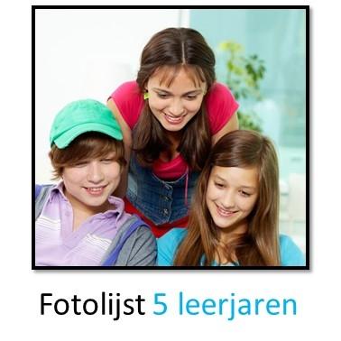 5 leerjaren